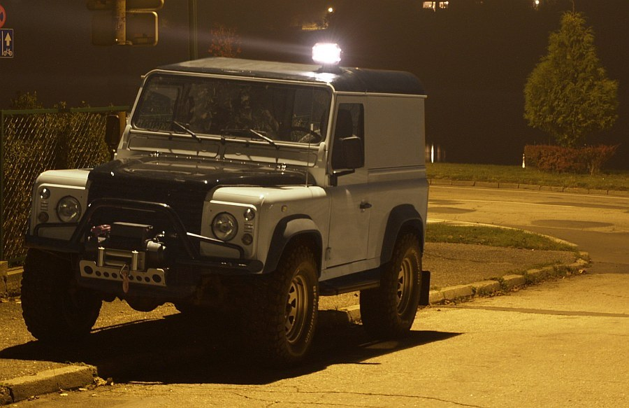Land Rover DEFENDER ICE